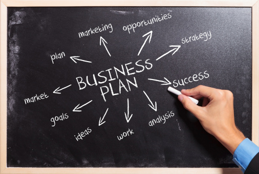 Create a marketing plan for a hypothetical product-based company.